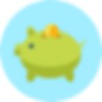 Piggy Bank - donate to WolfAwareness Inc.
