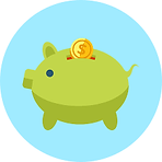 Piggy Bank - donate to WolfAwareness Inc.
