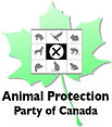 Animal Protection Party of Canada logo