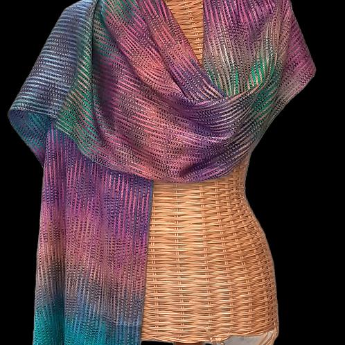 Wide scarf : Bateman