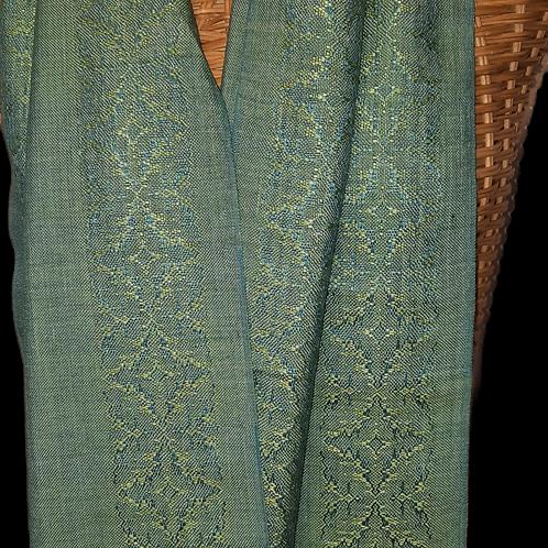 Iridesence : green/blue
