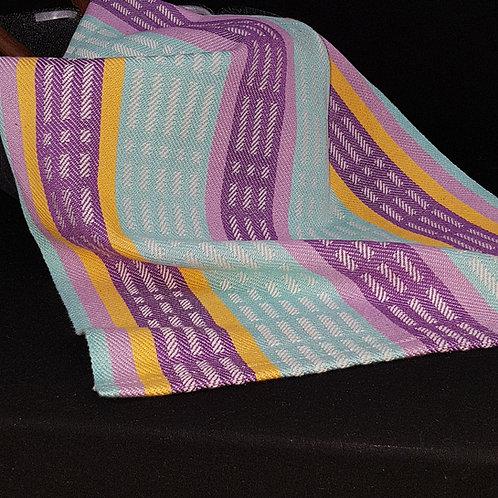 Spring fever cotton handwoven towel