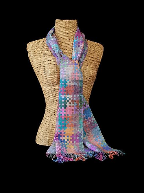 Jigsaw scarf