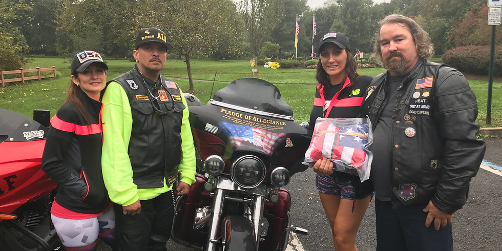 New Jersey Stage 34 Motorcycle