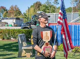 Gold Star Father Steve Xiarhos