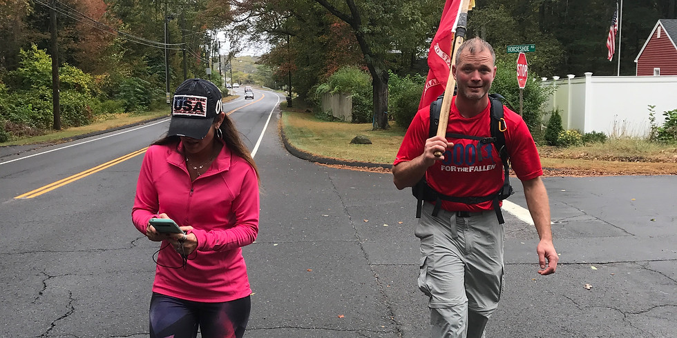 Pennsylvania Stage 46 Walk/Ruck