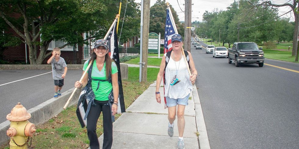 New Jersey Stage 39 Walk/Ruck