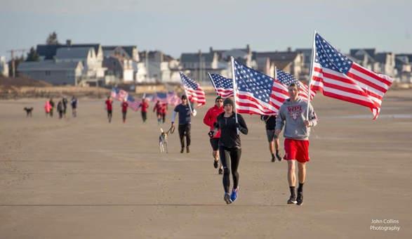 Freedom Flag 5k Maine
