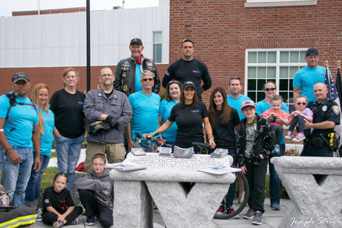 Stride & Ride 2018 Tactical Team