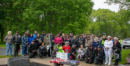 Vest Up 4 The Fallen 2021 Bourne National Cemetery