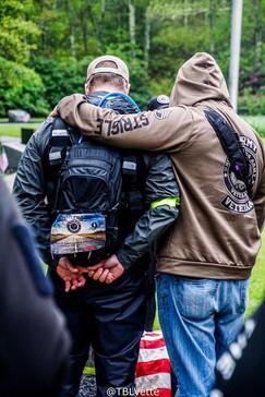 Vest Up 4 The Fallen 2021 Bourne Nationa