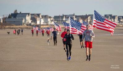 Freedom Flag 5k 2018 Maine