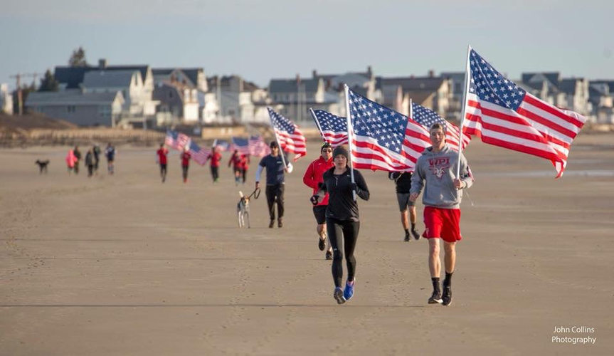 Freedom Flag 5k 2018 Maine