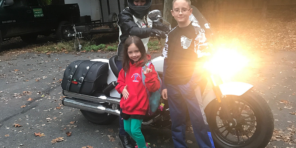 New Jersey Stage 37 Motorcycle