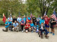 Stride & Ride Relay Team & Honor Flight