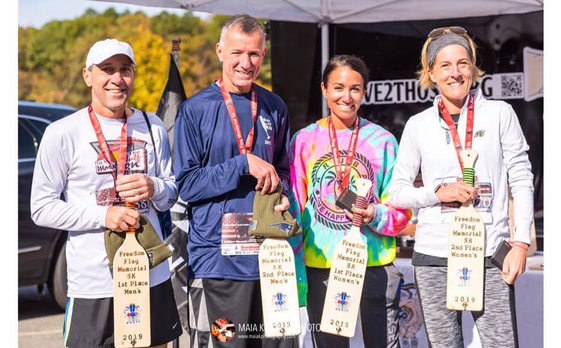 Freedom Flag 5k 2019 Top Winners