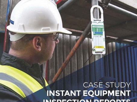 Instant Equipment Inspection Reports