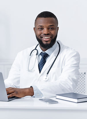 photo-of-smiling-african-american-doctor