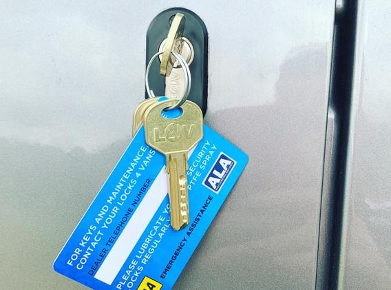 T Series Keys on Installed Deadlocks