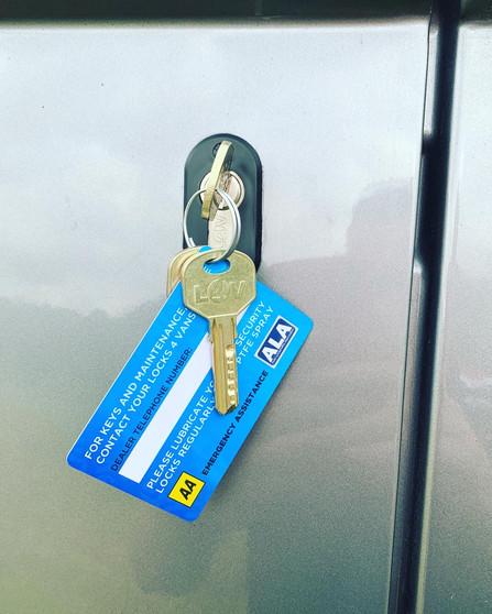 T Series Deadlock Keys