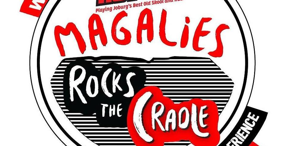 Magalies Rocks The Cradle