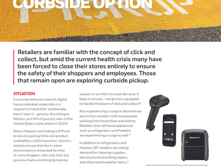 Click and Collect with Curb-side Option