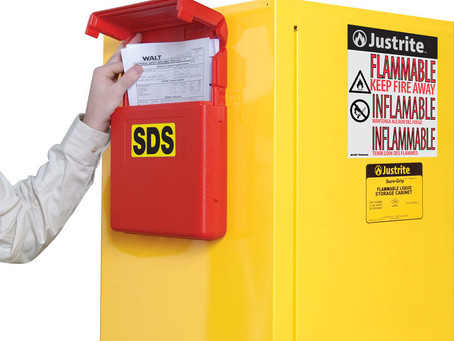Proper Chemical Storage in Flammable Safety Cabinets