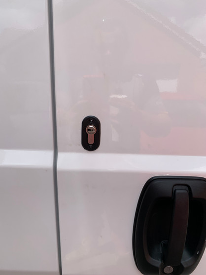 Fitted lock