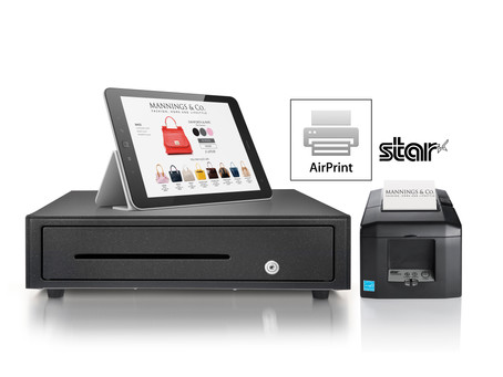 Star Micronics announces first Apple Certified AirPrint™ POS Printer