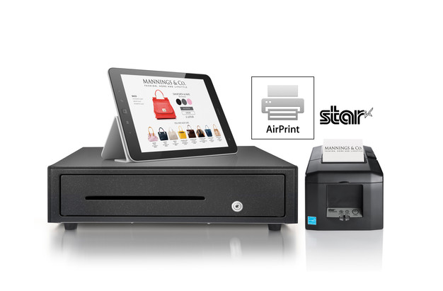 Star Micronics announces first Apple Certified AirPrint™ POS