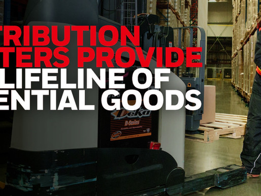 Distribution centres provide the lifeline of essential goods
