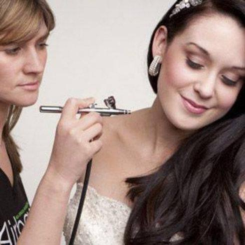 Full Day Airbrush Makeup Training