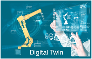vsf digital twin for addictive manufacturing