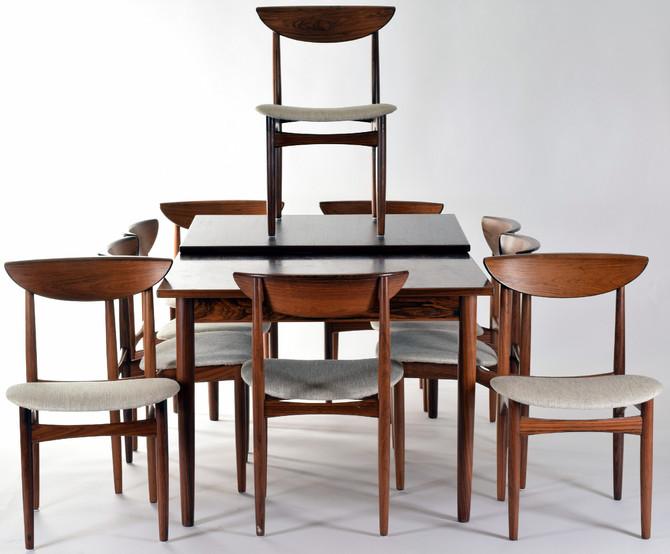 Dansk möbeldesign när det är som bäst!