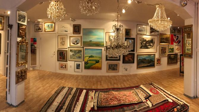 Norrlands Auktionsverk har flyttat till Skolgatan 53 i centrum.