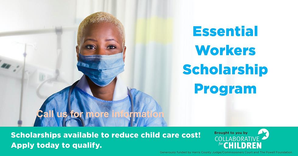https://www.123formbuilder.com/form-5670093/Essential-Worker-Scholarship-Application