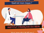 Comment se déroule l'analyse du risque de cancer à l'Institut Français du Sein ?Mammorisk