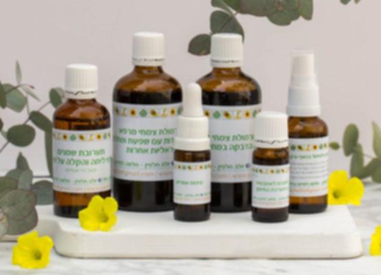 יולה חלפין - מוצרים טיפוליים טבעיים