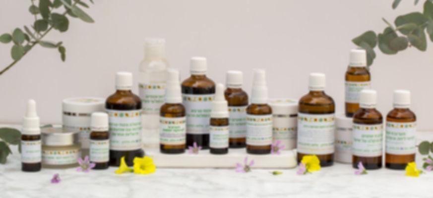 יולה חלפין - חנות מוצרי טיפוח ומוצרים טיפוליים טבעיים