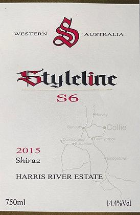 Styleline 2011 Shiraz
