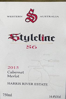 Styleline 2015 Cabernet Merlot