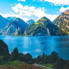 Lake Lucerne, Switzerland 2018