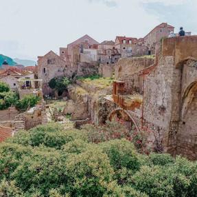 Old Town Dubrovnik, Croatia 2018