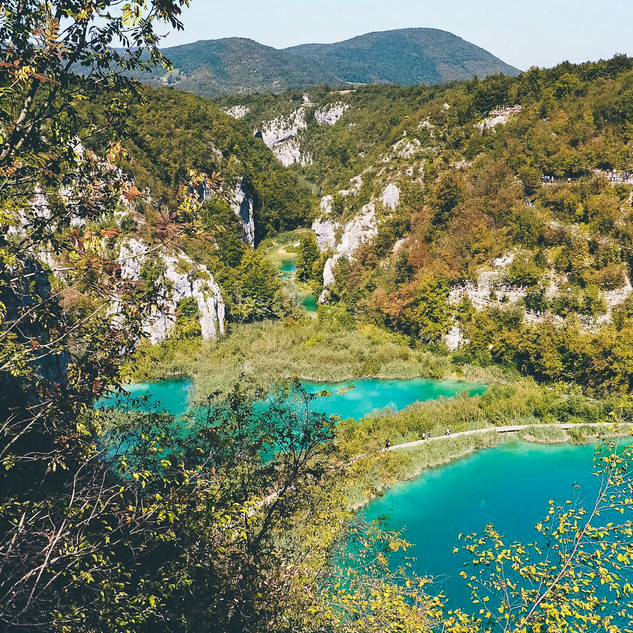 Plitvice Lakes National Park, Croatia 2018