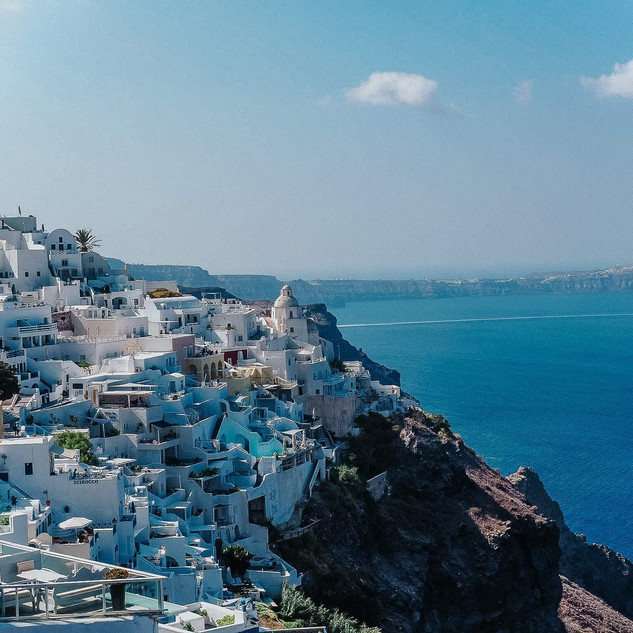 Oia, Santorini, Greek Islands 2018