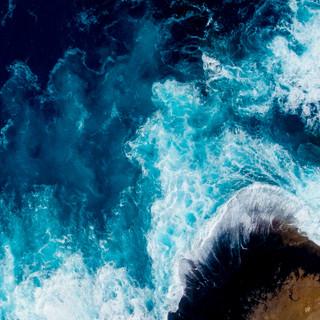 Waves, Western Australia, 2017