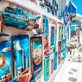 Streets of Mykonos, 2018