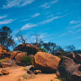 Wave Rock, Western Australia, 2017