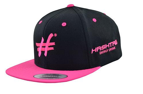 HASHTAG Snapback Cap