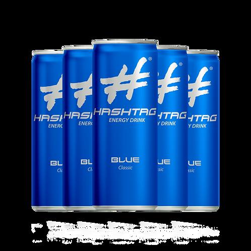HASHTAG ENERGY BLUE